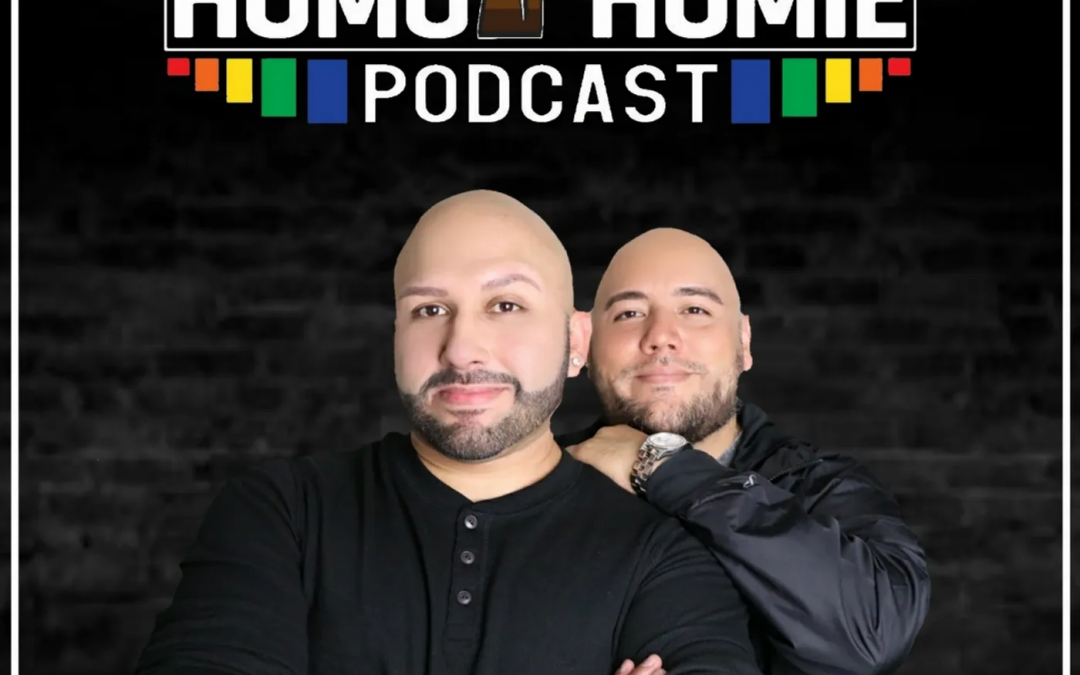 The Homo Homie Podcast: Valentine's Day With Our Dick Doctor!